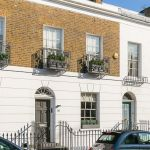 Mary Poppins writer PL Travers London home has hit the market
