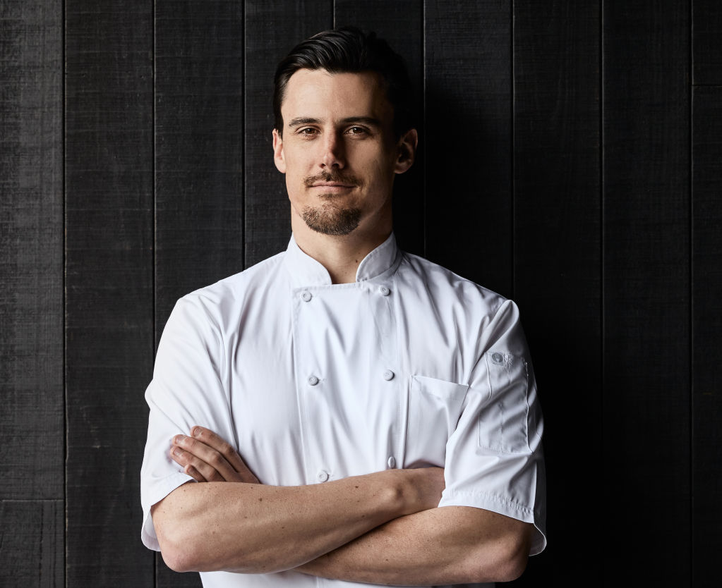 Executive Chef Guy Stanaway