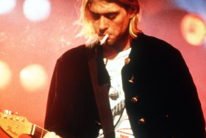 Smells like teen spirit: Former home of Nirvana's Kurt Cobain and Courtney Love for sale