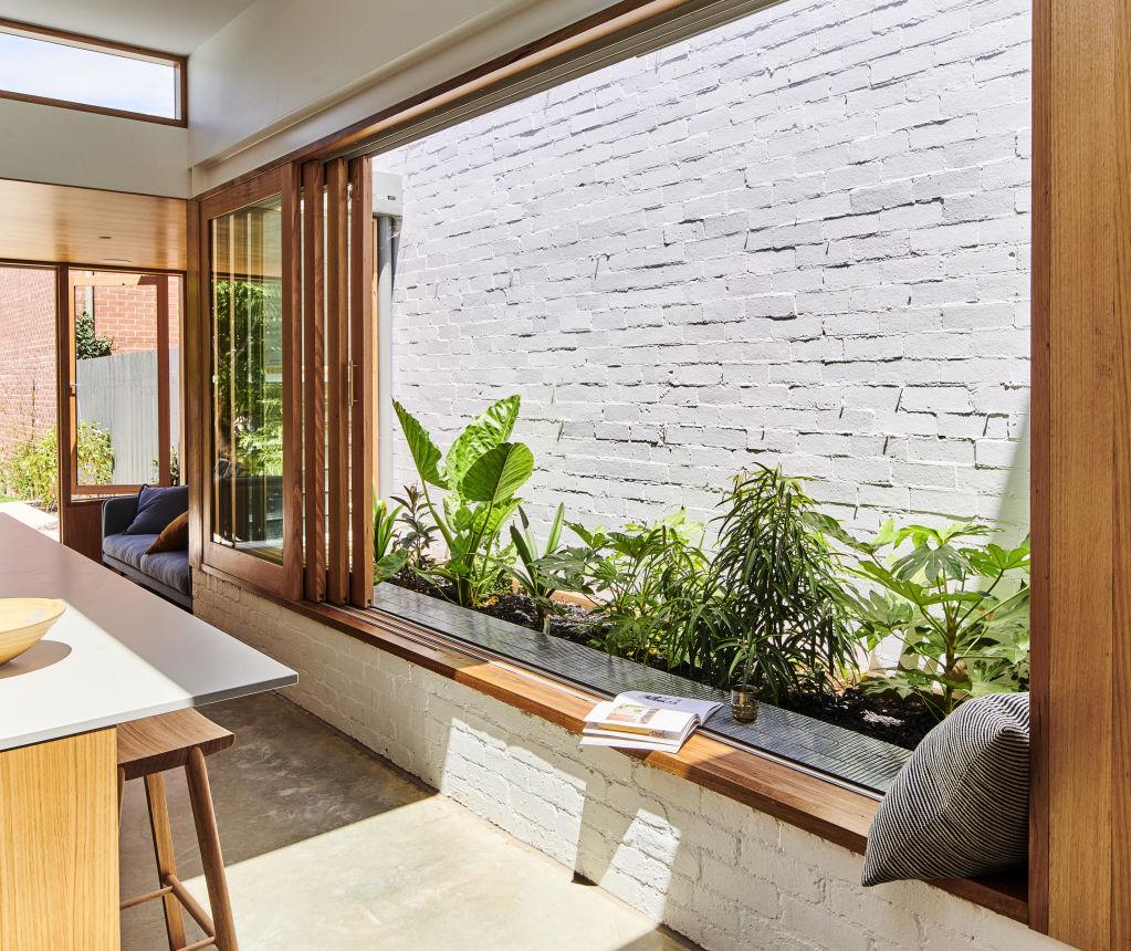 Barkly House by Dan Gayfer Design_Bench seating