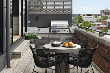 Home of the Week: a modern rooftop residence in the heart of old Fitzroy