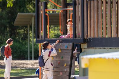 Where you can find Melbourne's best playgrounds