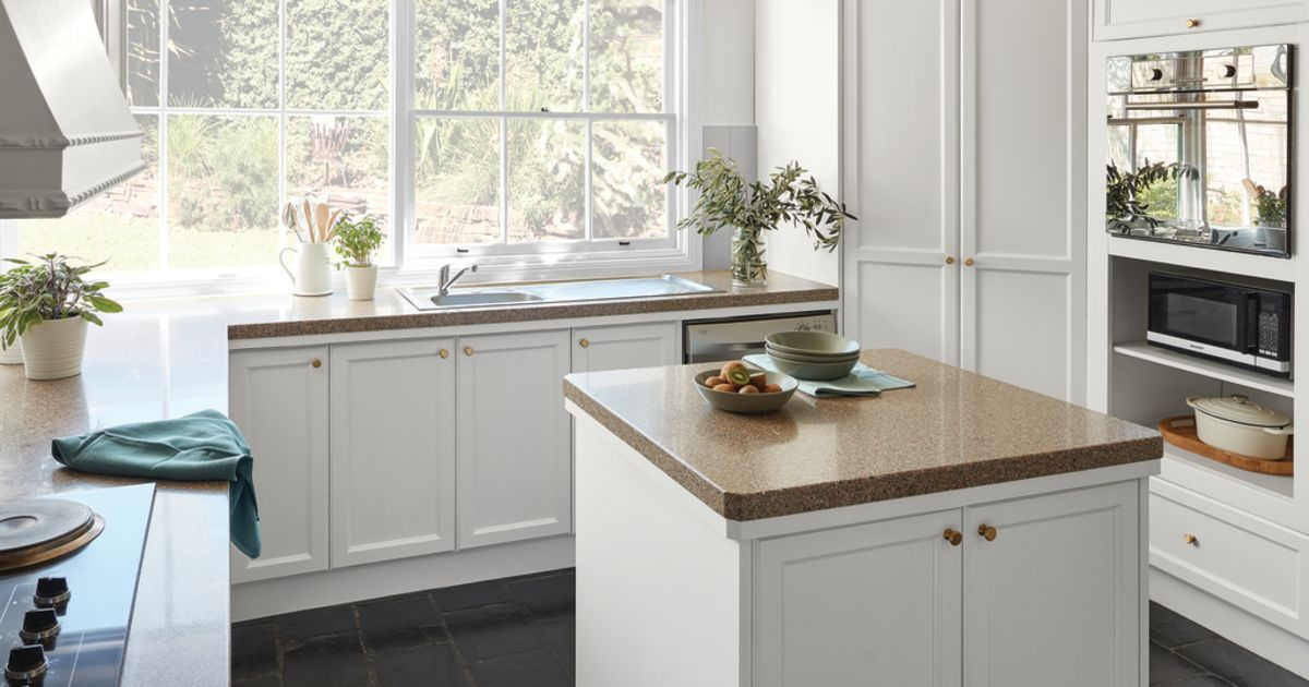 How To Modernise Your Kitchen Without A