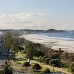The relaxed Gold Coast neighbourhood with 'old-town charm'