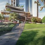 The landmark Southbank project designed to foster wellness in the inner city