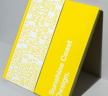 The lavish Sunshine Coast Design Book.