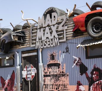 Mad Max Museum, Silverton