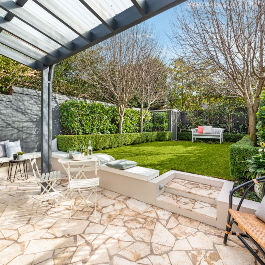 How to renovate outdoor areas