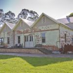 The couple restoring an old country milk depot
