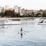 The Sydney suburb active types and English expats call home