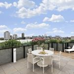 Hit the heights: A stunning penthouse with a rooftop terrace to boot