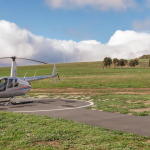 Gundaroo property for sale complete with – wait for it – a private helipad