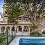 Stockbroker lists Rose Bay trophy home for $45 million