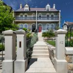 This imposing home hides a fun and surprising makeover