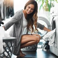 Your energy-efficient washing machine could be harbouring germs