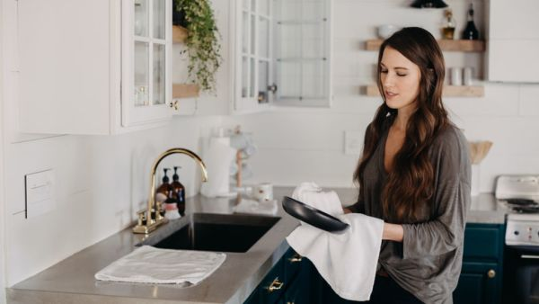 Where you're most likely to forget to clean at home