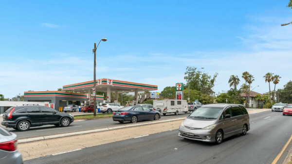 'Better than the bank': Why one investor decided to buy a service station