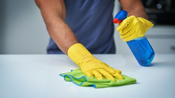 Got someone with coronavirus at home? How to keep your house infection-free