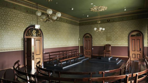 Architects Lovell Chen recognised for their work conserving old buildings
