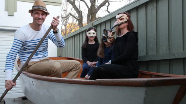 Themed nights and glad rags: The rituals helping Melburnians through lockdown