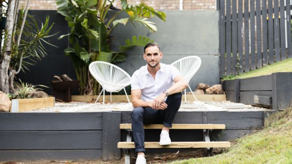 At home with A-League soccer star Jack Hingert