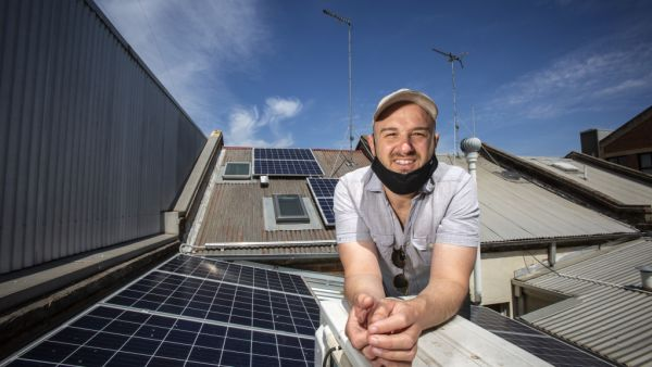 Working from home prompts rush to fix energy bill shock