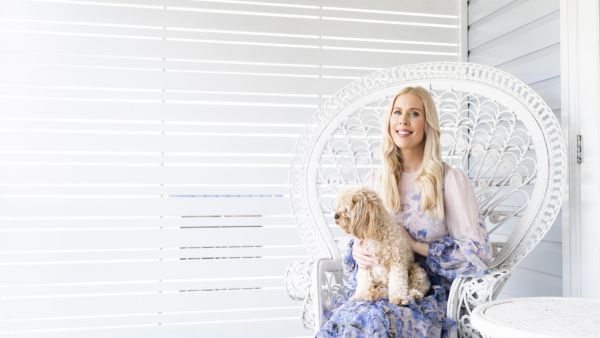 'Simple, neutral and timeless': Inside the stylish home of Kerrie Hess