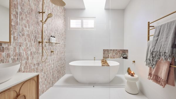 How to design a dreamy yet functional bathroom