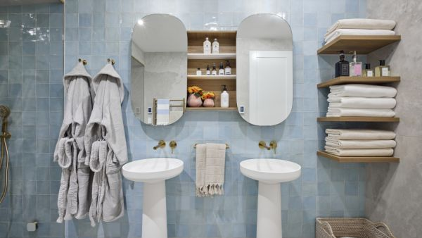 Five bathroom trends from The Block that you'll want in your own home
