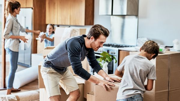The ultimate guide to moving home