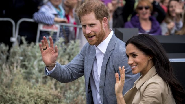 Meghan Markle and Prince Harry eye off Kylie Jenner's former LA rental