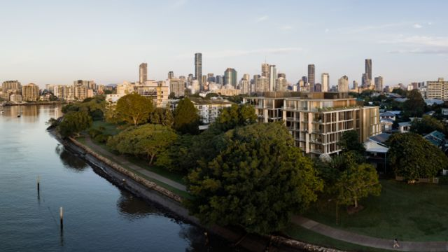 Why buy one when you can afford two? Brisbane's lavish apartment buyers