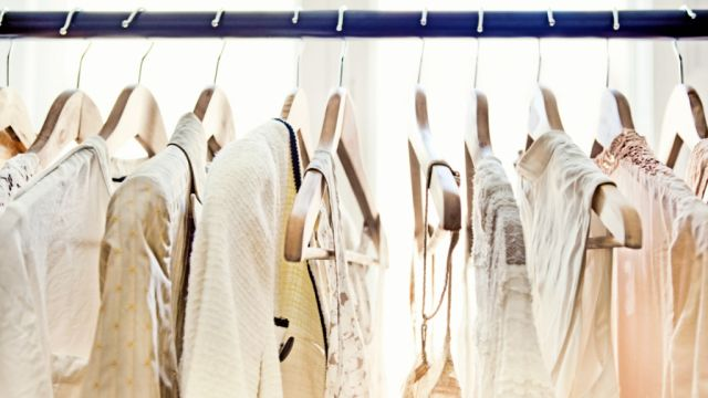 Isolation to do list: Seven steps to an organised closet