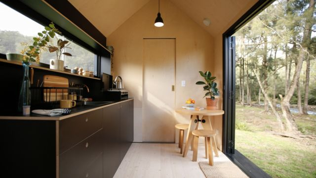 Get off the grid: Switch off and unwind in this isolated NSW tiny house