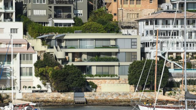 Sydney's back to 2013 with its top 20 properties sold this year