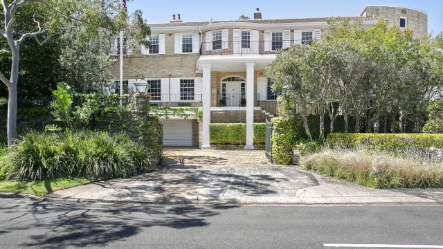 Historic Sydney house hits the market 10 years after mooted listing