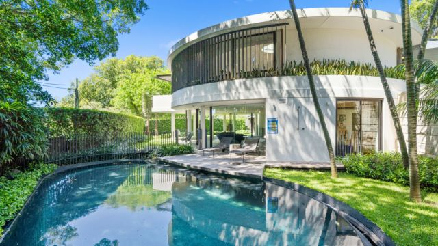 Bellevue Hill's modernist landmark Oculus sells for $13.5m