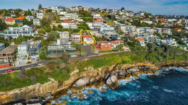 The South Coogee knockdown with a multi-million dollar price guide