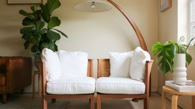 The Instagram marketplace giving vintage furniture a second chance
