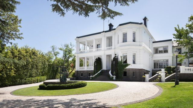 Historic Canterbury mansion listed for eye-watering $42 million to $46 million