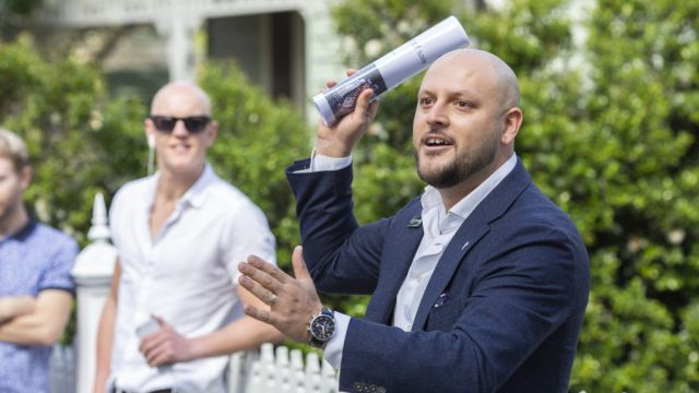 'We're elated': Once-dilapidated home in Thornbury fetches $2.31m at auction
