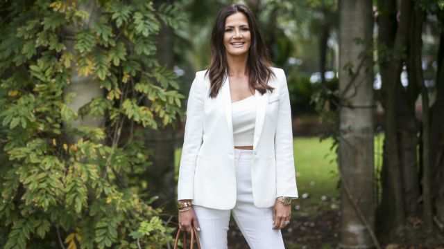 Real Housewives star buys $10 million Noosa house but is locked out of QLD