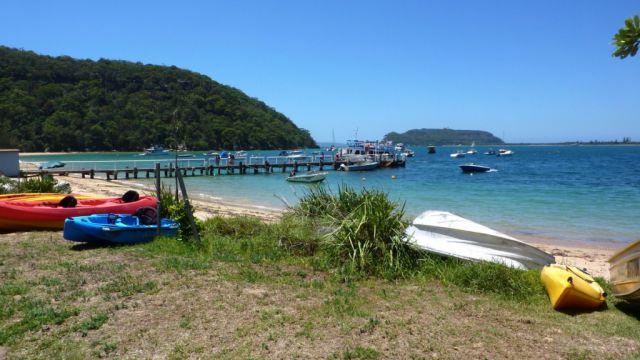 Holy Mackerel: It's billionaire beach as Atlassian boss heads north