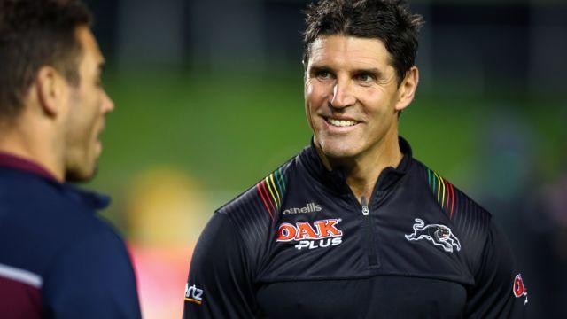New Bulldogs coach Trent Barrett lists his Sydney house for $3.2m