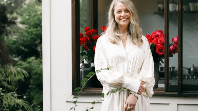 'I like the imperfections': At home with florist Saskia Havekes