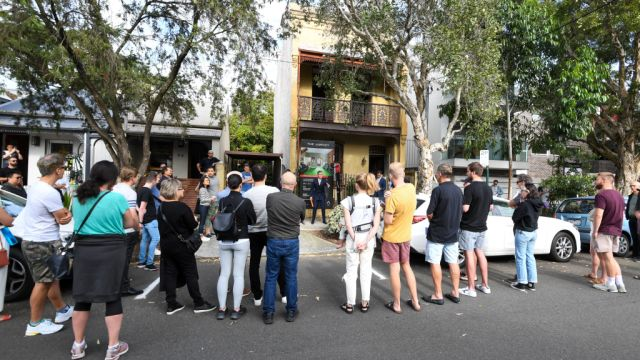 The Sydney properties that are still passing in at auction
