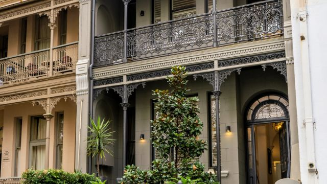 London calling: Inner Sydney starts to attract big prices for single terraces