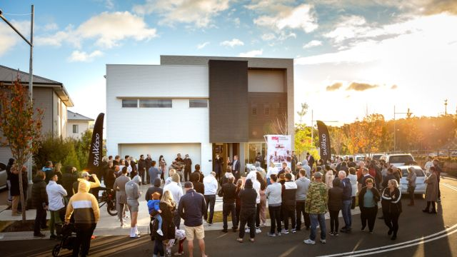 Sydney's first net zero energy house shows buyers will pay more for green