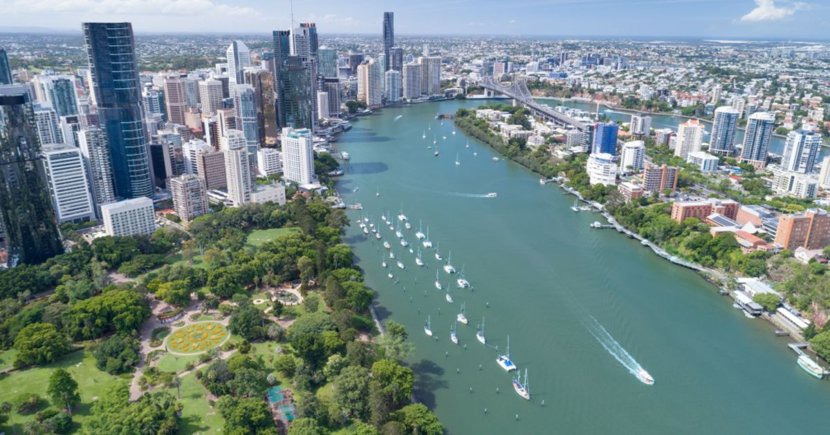 Greater Brisbane S 260 Suburbs Ranked For Liveability