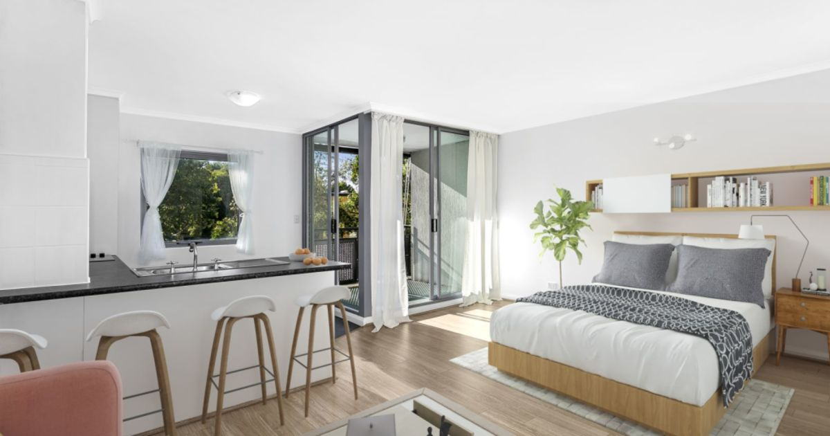 Pint-sized property: Is a studio apartment a good or bad ...